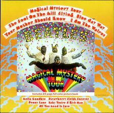 Beatles Magical Mystery Tour - DMM UK vinyl LP album record PCTC255 PARLOPHONE