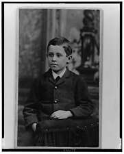 Wright Brothers,Family Member,Boy,Child,Orville Wright,Wilbur Wright,c1910