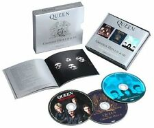 QUEEN - PLATINUM COLLECTION: GREATEST HITS 1-3 NEW CD
