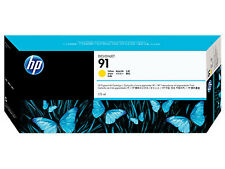HP 91 Pigment Yellow Ink Cartridge (C9469A)