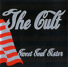 "Cult 7"" vinyl single record Sweet Soul Sister UK BEG241 BEGGARS BANQUET 1990"