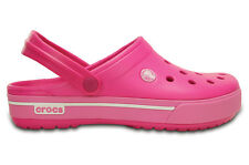 WOMENS SHOES SNEAKERS CROCS CROCBAND II CLOG [12836 CANDY PINK/PARTY PINK]