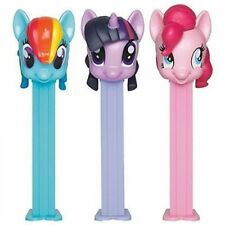 Pez Candy 3 My Little Pony Pez Dispenser and Candy Set (Set of 3) (One of Each