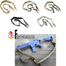 Rifle Gun Sling Adjustable Shoulder Rope Strap Two Point Quick Speed and Pad