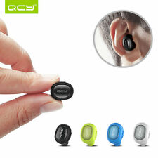 Mini Bluetooth Earphone Wireless Headset Phone Stealth Earbuds With Microphone