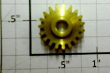 Lionel 2333-48 Brass Drive Gear for Worm Shaft