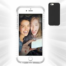 Mals LED Light Up Selfie Phone Case for iPhone 6/6s, 6/6s Plus, iPhone 7, 7 Plus