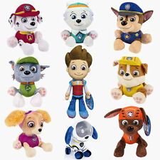 Fun Cute Paw Patrol Pup Figures Soft Plush Dog Doll Kids Baby Boy Girl Toy Gift