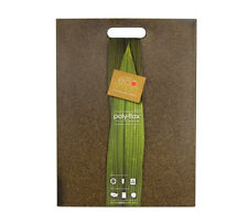 Architec Eco Smart Poly Flax Cutting Board Eco-Friendly Brown Recycled