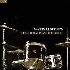 CHARLIE WATTS - CD - Watts at Scott's - Rolling Stones - DISC TWO ONLY