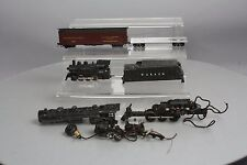 HO Scale Steam Locomotives, Tender Shell and Freight Cars (5)