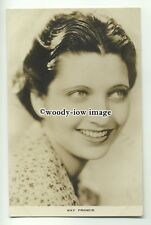 b3357 - Film Actress - Kay Francis - postcard by Film Weekly