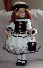 Handmade Crochet/Sew Clothing & Accessories for KIDS N CATZ DOLLS ONLY, 10 yrs +