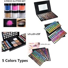 Hot Eye Shadow Makeup Cosmetic Shimmer Matte Eyeshadow Palette Color Beauty Lady