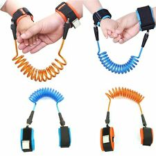 Baby Kid Toddler Child Keeper Walking Safety Harness Wrist Leash Strap Tether