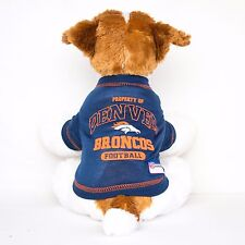 Denver Broncos Dog Shirt NFL Football Officially Licensed Quality Product