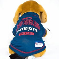 New England Patriots Dog Shirt NFL Football Officially Licensed Quality Product