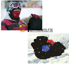 Windproof Winter Warm Half Face Mouth Mask Cycling Motorcycle Ski Neck Guard New
