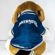 New England Patriots Dog Coat Embroidered Team Jacket NFL Football Shirt Product