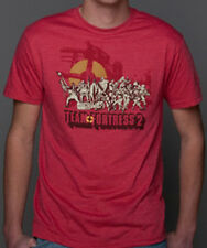 Team Fortress 2 Red T-shirt Anime Licensed NEW