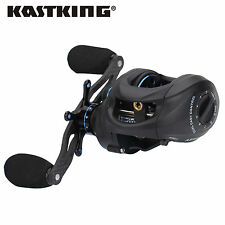 KastKing Assassin 6.3:1 Carbon Baitcaster Fishing Reel -5.7oz Super Light Weight