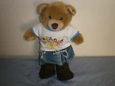 High School Musical 2 TSHIRT Build A Bear WITH SKIRT AND BOOTS