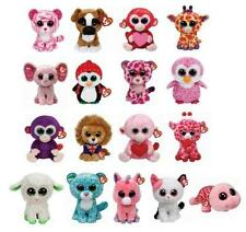 Ty Beanie Boos Key Clip Plush Soft Toy Choose from a large selection