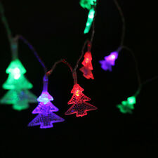 2.5 Miters The Christmas Tree Outdoor Xmas Decor Garden Lamp 20LED String Lights