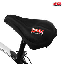 Arltb Bicycle Seat Cover Bike Saddle Cover Silicone Gel Pad Bike 3D Cushion Soft