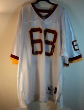 WASHINGTON REDSKINS RUSS GRIMM JERSEY MENS SMALL NEW MITCHELL & NESS THROWBACK