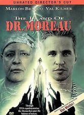 The Island of Dr. Moreau (DVD, 1997, Unrated; Director's Cut)
