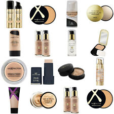 Max Factor Facefinity 3 in 1 Face Foundation  Choose Any Type & Shade
