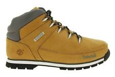 Timberland Euro Sprint Junior Wheat  Leather Ankle Boots 6690R