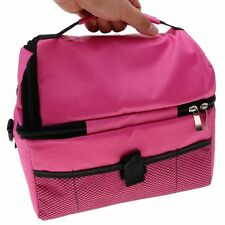 Outdoor Picnic Baby Bottle Thermal Insulated Cooler Bag Baby Food Lunch Tote Bag
