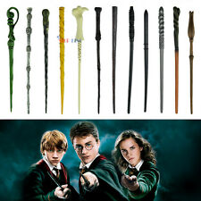 HOT Harry Potter Wizard Magical Wand Replica Fleur Luna Sirius Cosplay In Box