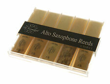 Carmichael Alto Saxophone Reeds - Box of 10, 30 or 50 - Strength 1.5, 2 & 2.5