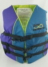 "STEARNS INFINITY  Ski Vest Life Vest  Youth 50-90 lbs 26""-29"" chest"
