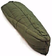 Extreme cold weather sleeping bag USGI Army military Issue Down feathers good 1