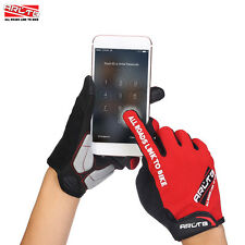 Arltb Cycling Gloves Full Finger Gel Lightweight Breathable For Free Cycle BMX