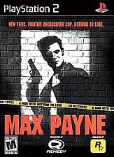 Max Payne (Sony PlayStation 2, 2001) COMPLETE!