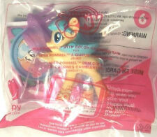 My Little Pony 2016 McDonalds Happy Meal toy #6 MISS POMMEL Color Changing Tail