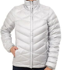 THE NORTH FACE WOMENS DOWN  COAT JACKET ACONCAGUA   SIZE M NWT FREE SHIP GREY