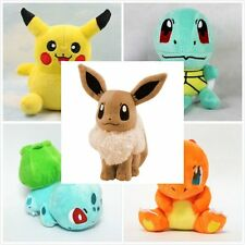 Pokemon Go Plush Soft Toy Anime Collectible Eevee Pikachu Stuffed Doll Animal