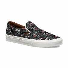 Vans SAMURAI WARRIOR - Classic Slip On Shoes (NEW) Mens Sizes 5-13 FREE SHIPPING