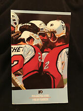 1988-89  PHILADELPHIA FLYERS Media Press Guide Yearbook NHL Hockey Nr MINT