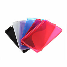 Rubber TPU Gel Silicone Skin Cover Case For Amazon Kindle Fire O7