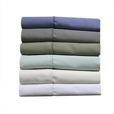 Queen-Size Sheet Set, Cotton Blend Wrinkle-Free Sheets,1000 TC Solid Deep Pocket