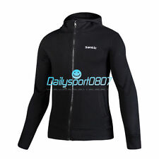 New Men Cycling Bicycle Bike Windproof Long Sleeve Thermal Jersey Jacket Coat DS