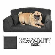 Heavy Duty Black Sofa. Pet Bed, 3 Sizes, Good Quality, Strong Dog Bed