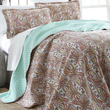 Arsenia 100% Cotton Reversible Quilt Set 3 Piece By Amrapur Overseas